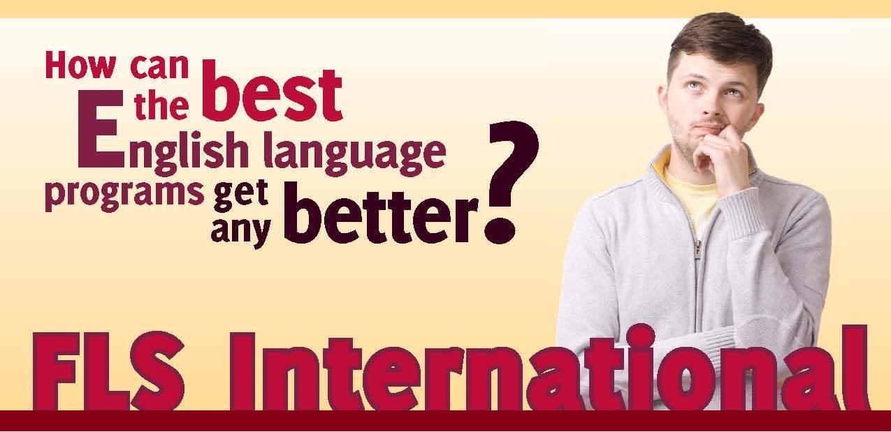 Học tiếng Anh tại FLS – Giải pháp Du học Mỹ Chất lượng & Tiết kiệm