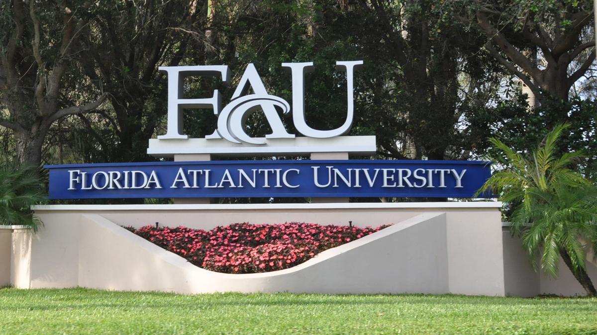 Du học Mỹ - Trường đại học Florida Atlantic University