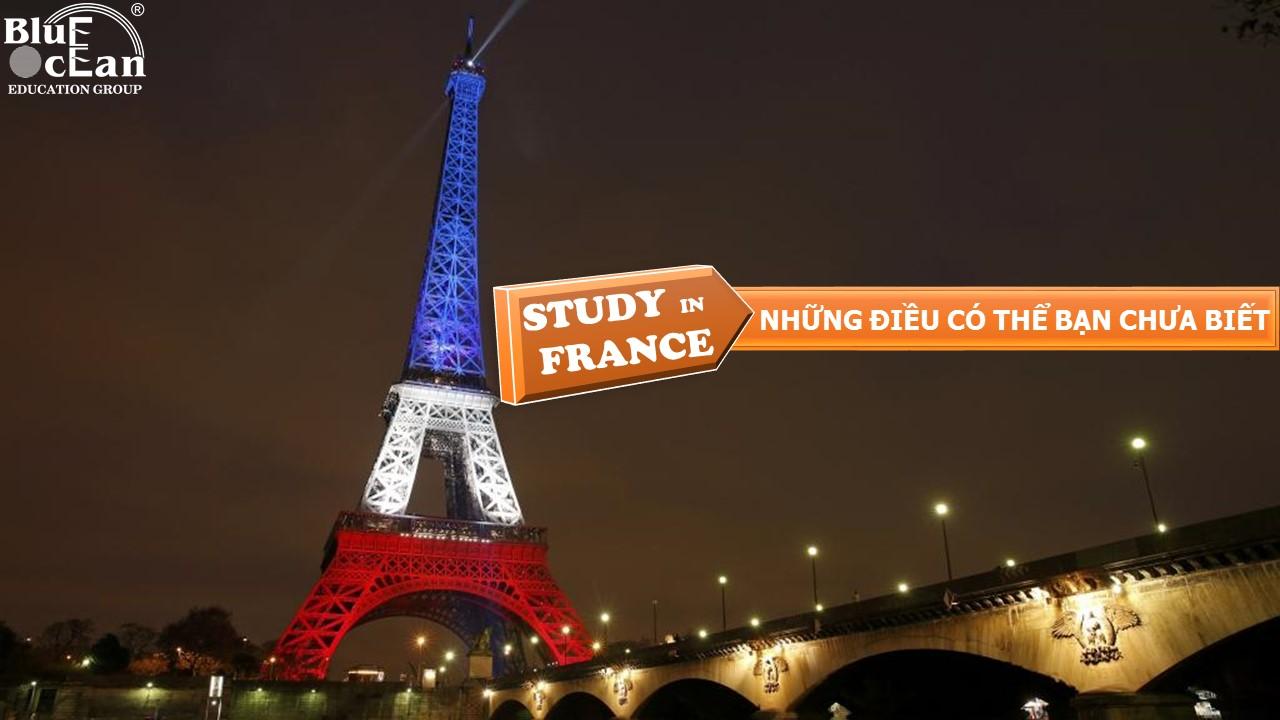 Du học Pháp – Những điều có thể bạn chưa biết