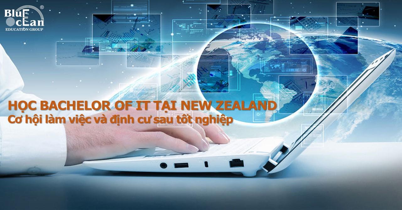 Giới thiệu chương trình Bachelor of IT của Auckland Institute of Studies, New Zealand