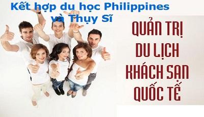 Học 2 năm lấy bằng cử nhân Du lịch và Khách sạn - Kết hợp du học Phillipines và Thụy Sỹ