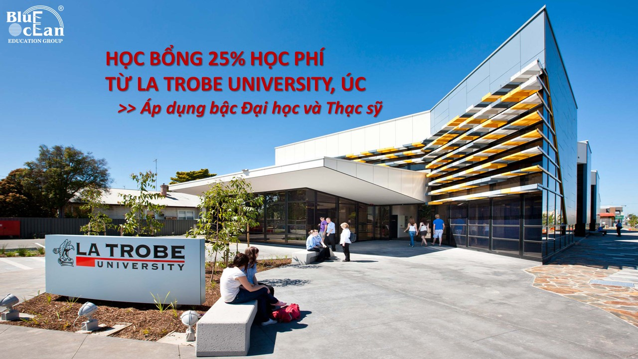 Học bổng 25% học phí Đại học và Thạc sỹ tại Sydney, Úc