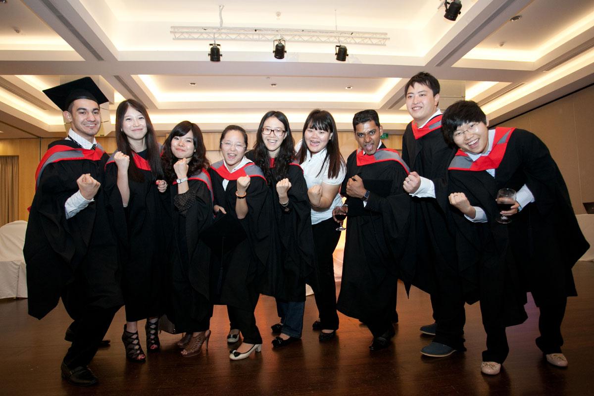 Học Diploma ngành du lịch khách sạn tại Shelton Singapore và trải nghiệm thực tập 6 tháng hưởng lương
