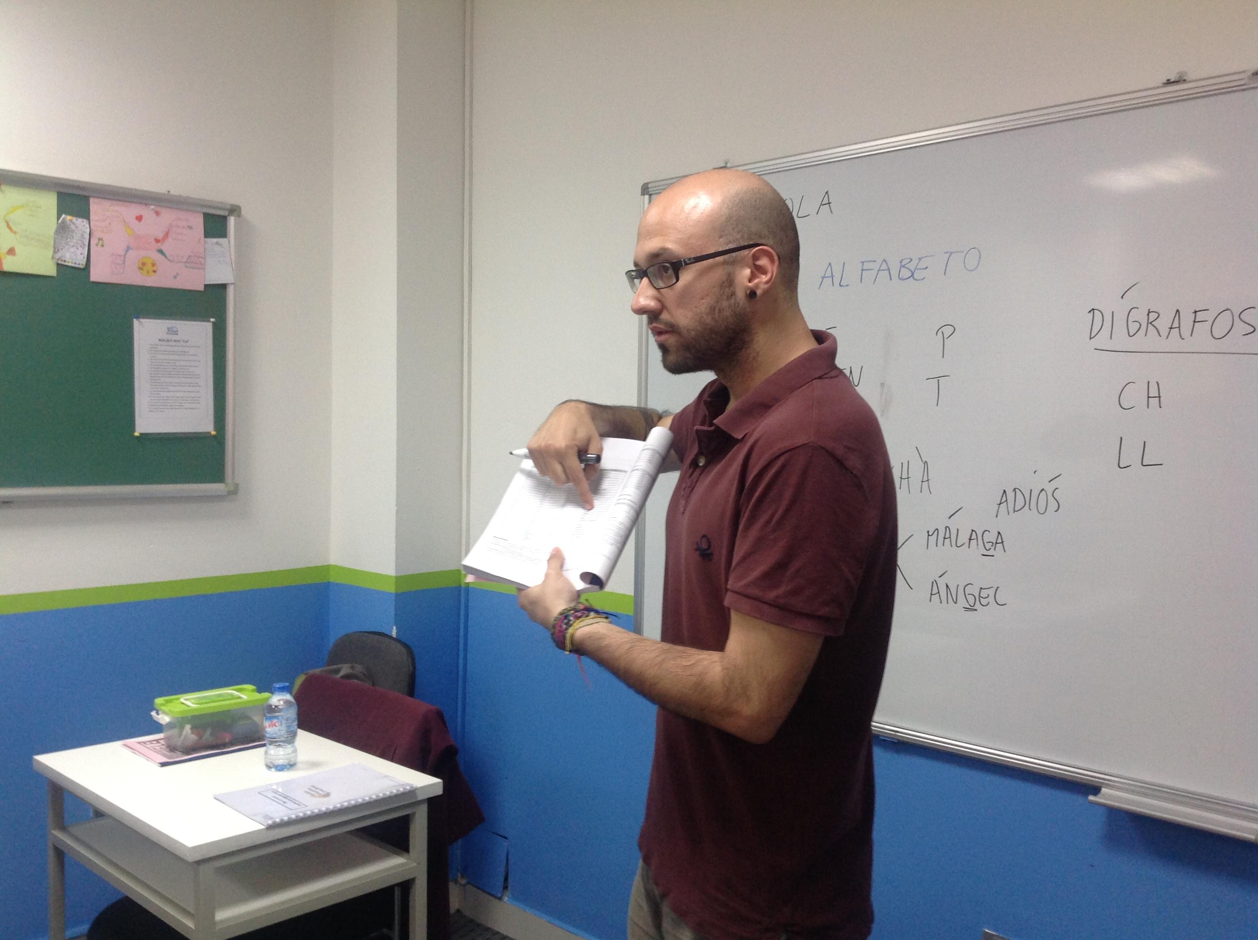Khai giảng khóa 1 lớp Học bổng toàn phần tiếng Tây Ban Nha