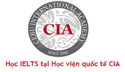 Khóa học IELTS GUARANTEED tại Học viên quốc tế CIA, Philippines