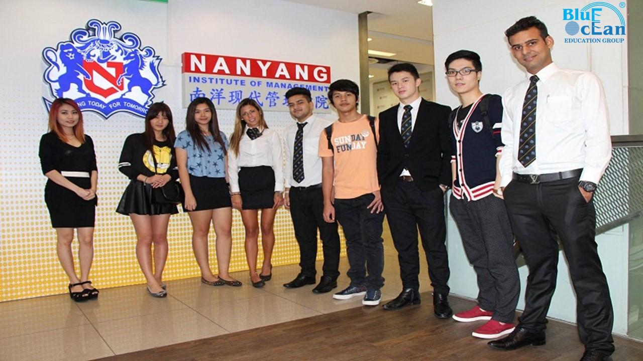 Học viện Quản lý Nanyang Singapore - Ngôi trường của chuyên ngành Du lịch và Khách sạn