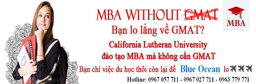 Du học MBA không GMAT tại California Lutheran University