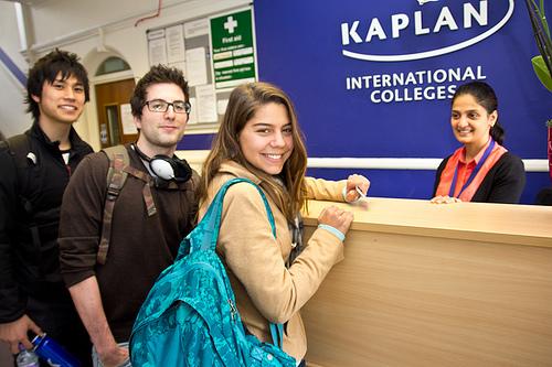 Cơ hội nhận học bổng du học 50% học phí cùng Kaplan UK