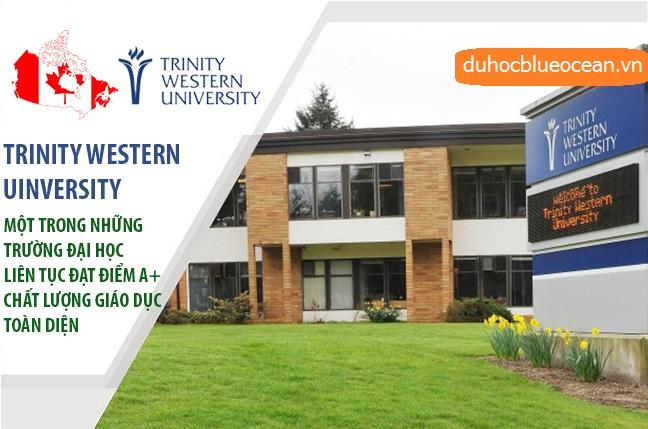 Học bổng du học Canada trị giá 3000 C$ tại  Đại học Trinity Western