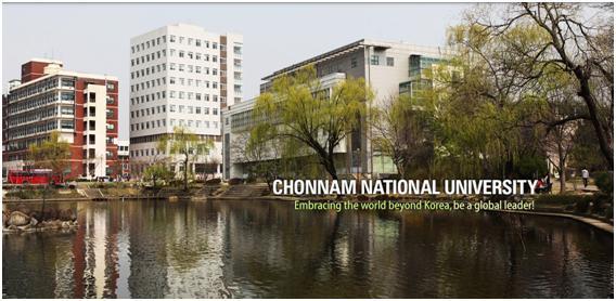 Du học Hàn Quốc - Học bổng từ trường đại học quốc gia Chonnam