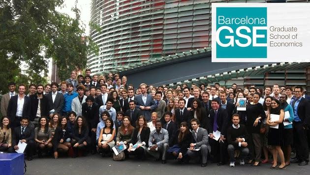 Học bổng du học tây ban nha toàn phần bậc thạc sỹ trường Barcelona Graduate School of Economics
