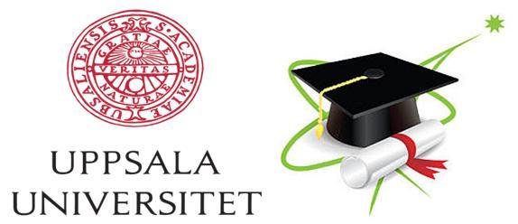 Tuyển sinh học bổng thạc sỹ du học Thụy Điển 2016 Đại học Uppsala
