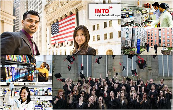 Học bổng INTO du học Mỹ 2016