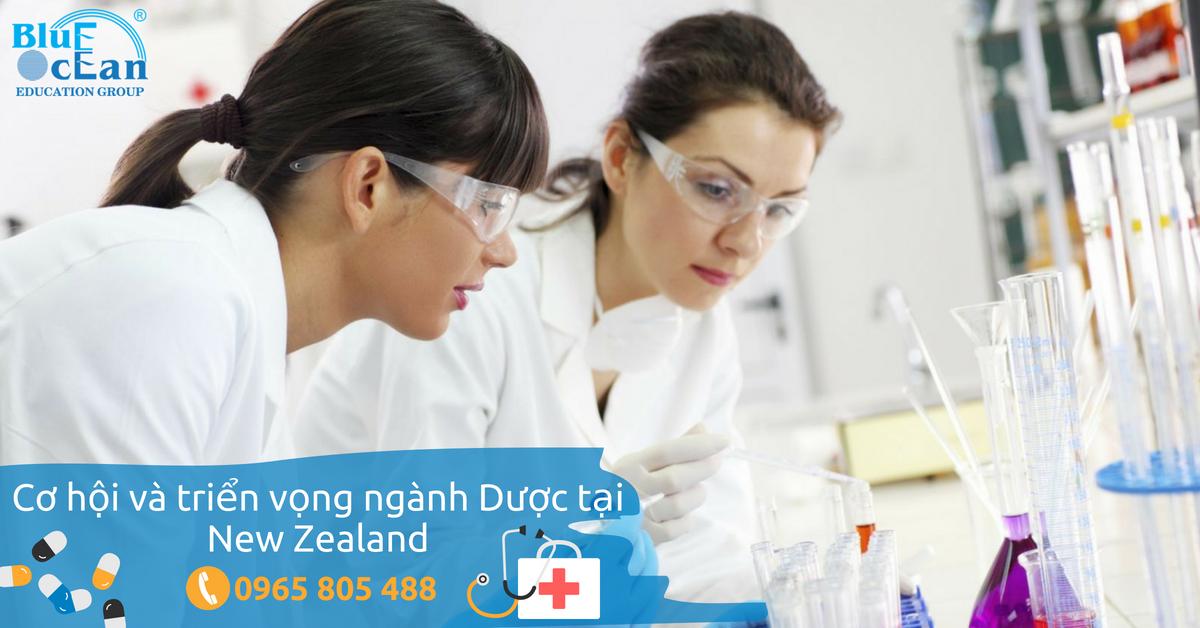 Học chứng chỉ Dược tại New Zealand Management Academies - NZMA