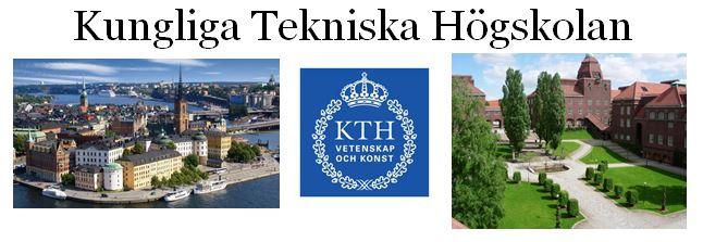 Du học Thụy Điển - Học viện công nghệ hoàng gia KTH