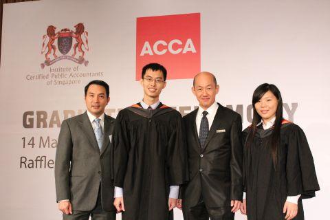 Du học ngành Kiểm toán Tài chính chuyên nghiệp Quốc tế tại Singapore