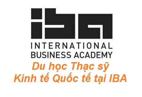 Du học Thạc sỹ Kinh doanh quốc tế tại Đan Mạch cùng Học viện Kinh doanh Quốc tế IBA