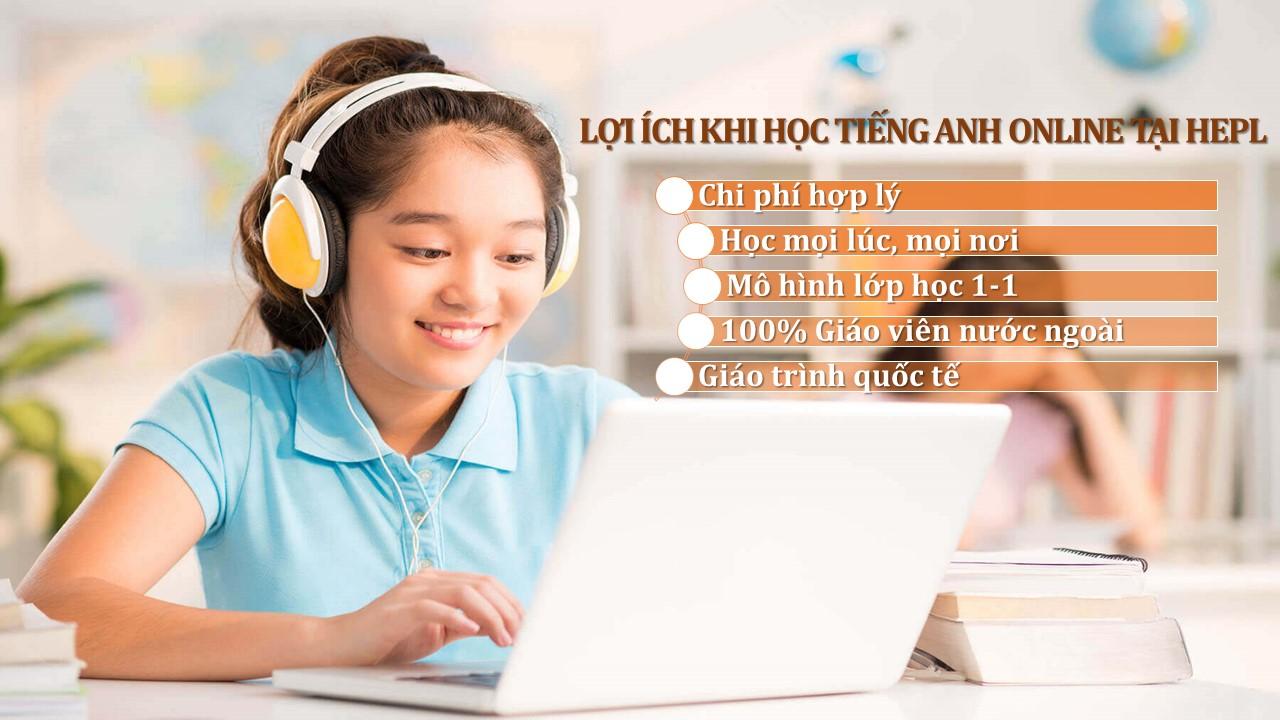 LỢI ÍCH CỦA VIỆC HỌC TIẾNG ANH ONLINE – HELP ENGLISH