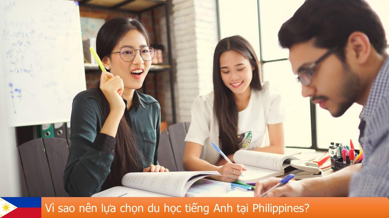 Philippines : Du học tiếng Anh - Đi để Hội nhập & Phát triển