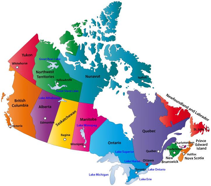 Học phổ thông công lập tại Canada
