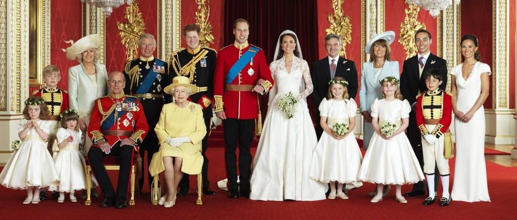 Hoàng Gia Anh – không chỉ là của riêng nước Anh!