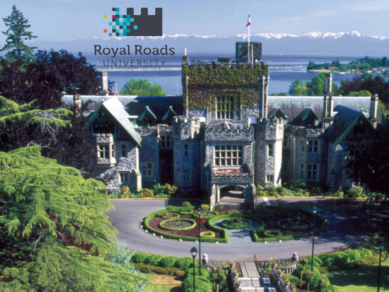 Du học Canada –Đại học Royal Roads