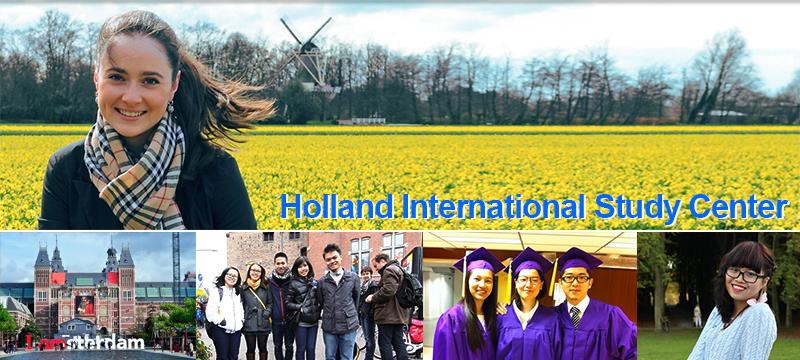Săn học bổng du học Hà Lan 2016 - 2017