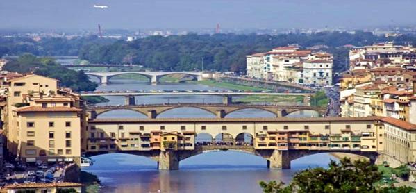 Du học Ý - Thành phố Florence