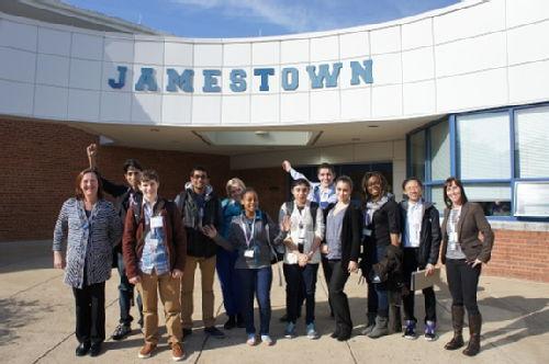 Jamestown Junior- Senior High School  –  trường phổ thông công lập tốt nhất tiểu bang Pennsylvania