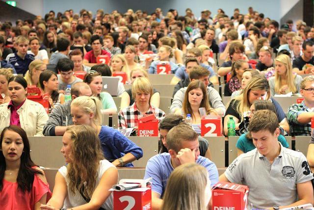 Chính sách tuyển sinh du học Đức 2015