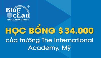 Học bổng du học Mỹ bậc phổ thông của trường The International Academy - TIA