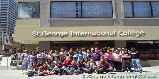 Du học Canada - Trường anh ngữ St.George International College – SGIC