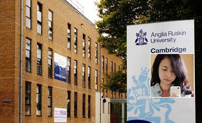 Trịnh Thịnh Quân - Anglia Ruskin University