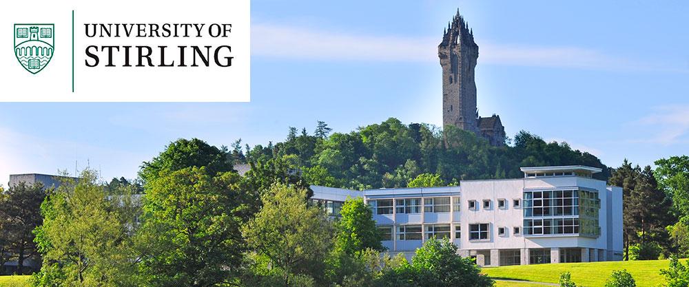 Du học Anh - Trường Đại học Stirling