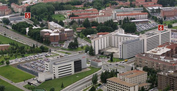 Du học Tây Ban Nha - Trường đại học Narvarra