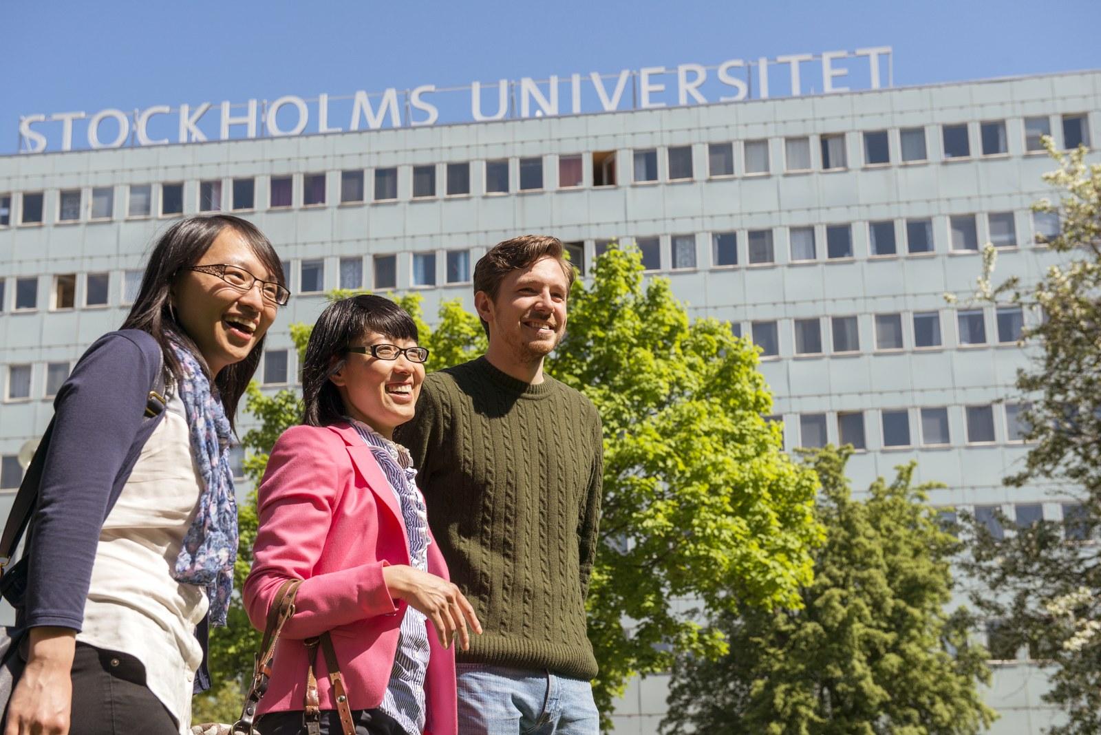 Du học Thụy Điển - Trường đại học Stockholm