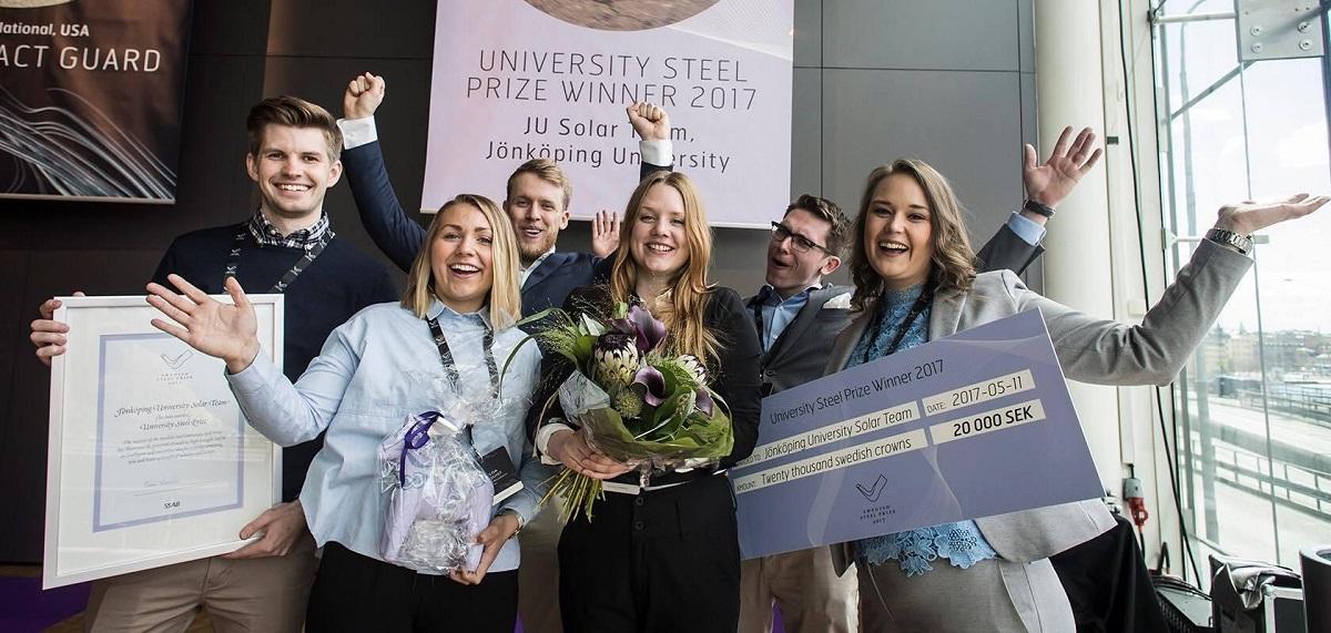Tự hào Khoa kinh doanh quốc tế Đại học Jonkoping – Thụy Điển