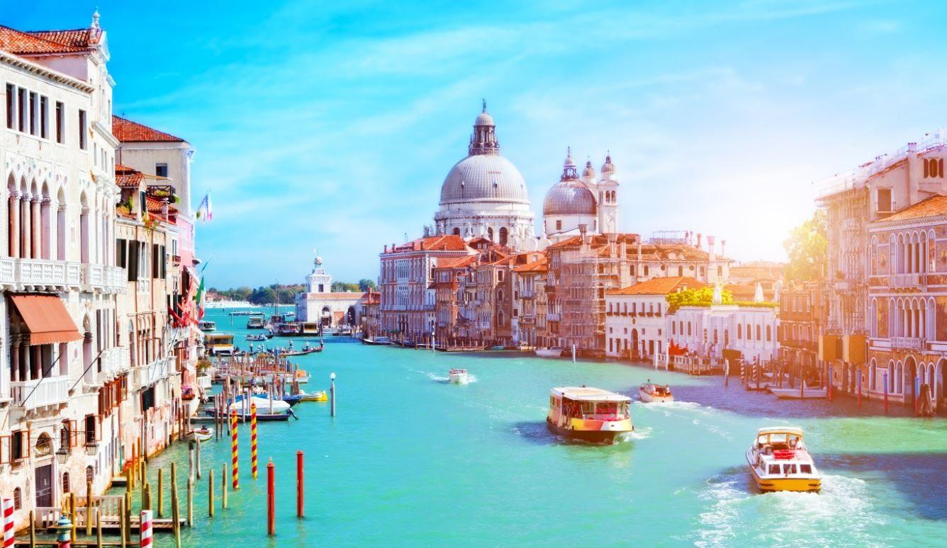 Du học Ý - Khám phá vẻ đẹp thành phố Venice