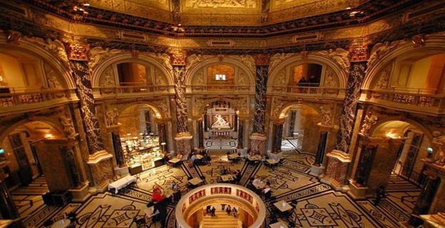 bảo tàng lịch sử Kunsthistorisches