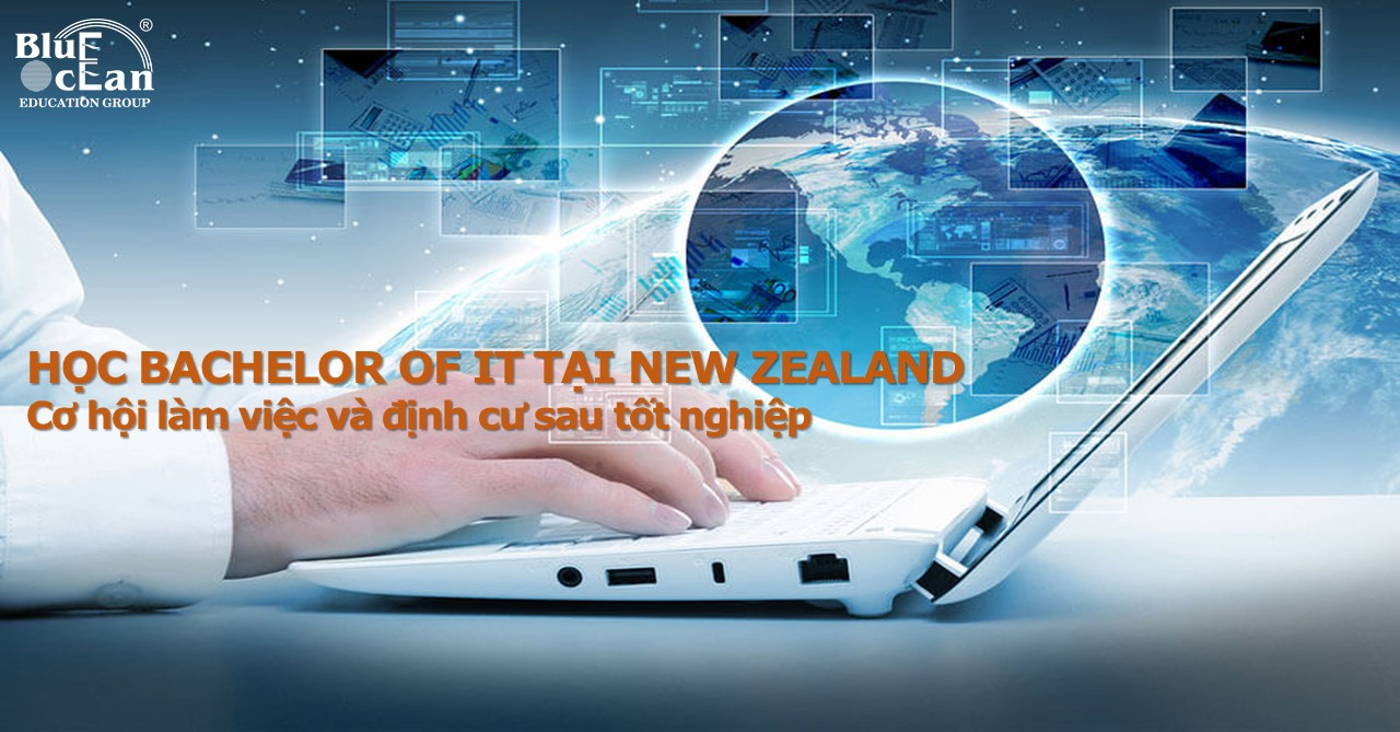 Chương trình Bachelor of IT của Auckland Institute of Studies, New Zealand