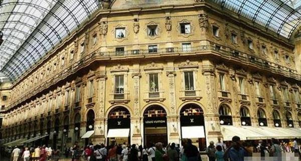 thành phố Milano Italia