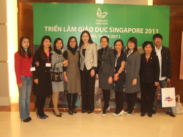 Là đối tác chiến lược của Tổng cục du lịch Singapore (STB)