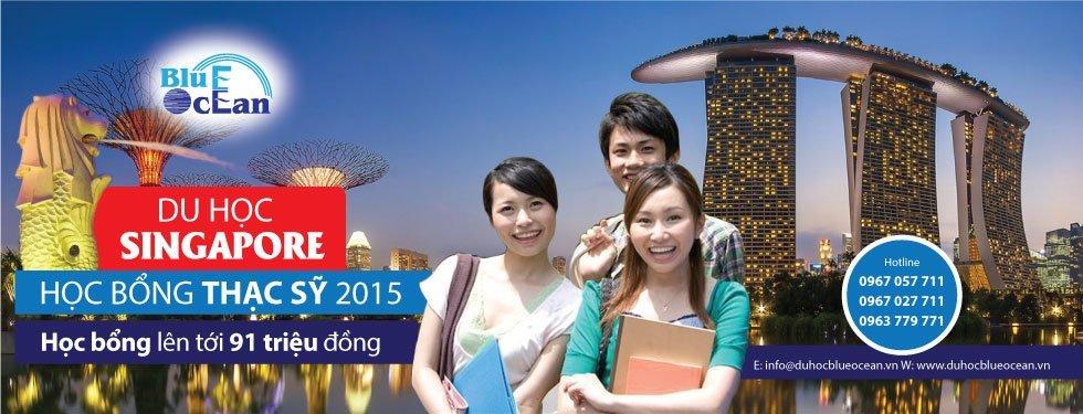 Học bổng du học Singapore 2015 của Đại học Curtin