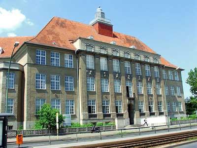 Trường Đại học Khoa học ứng dụng Kinh tế và Kỹ thuật Berlin - Đức