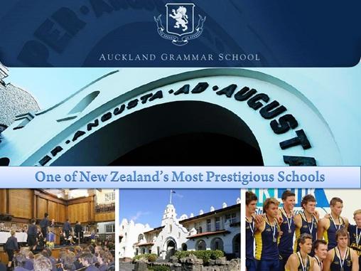 trường trung học Aukland grammar