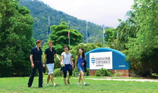 Du học Úc - Trường Đại học James Cook (JCU)