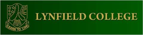 logo trường phổ thông trung học lynfield college