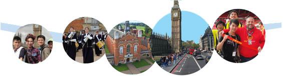 Chương trình du học hè Anh 2015