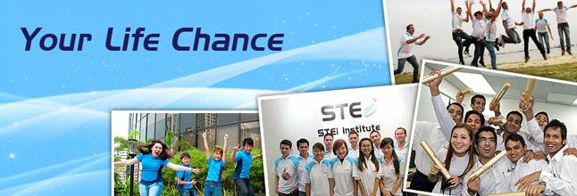 Chương trình học và thực tập hưởng lương tại Học viện giáo dục STEi - SINGAPORE